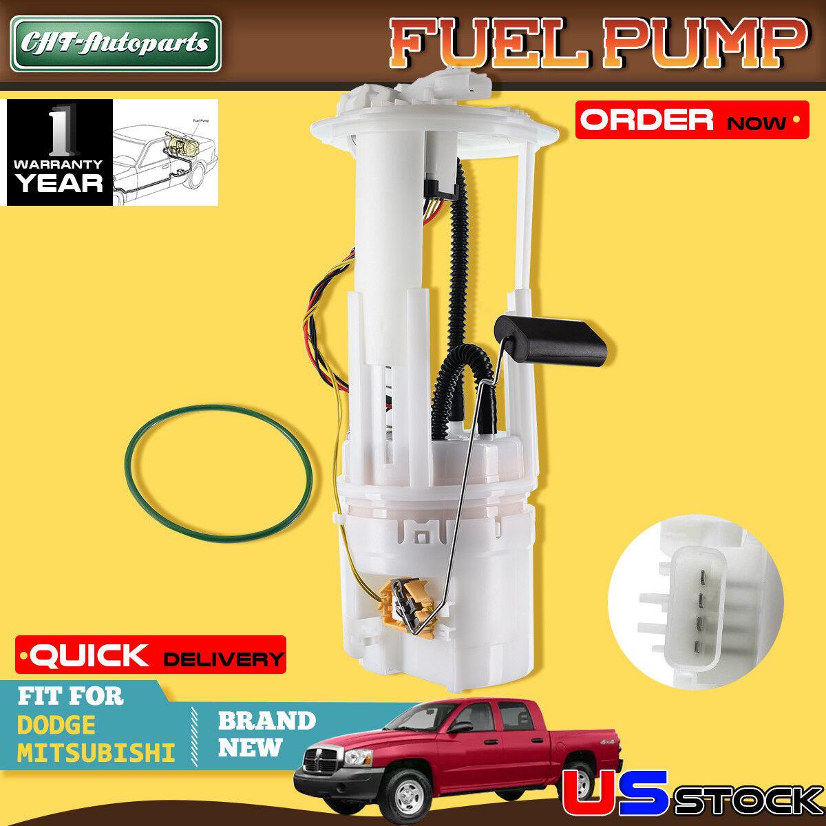 New Fuel Pump Assembly for 2005-2009 Dodge Dakota Mitsubishi Raider GAM925