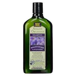 Avalon Organics Organics Shampoo Nourishing Lavender 11 oz