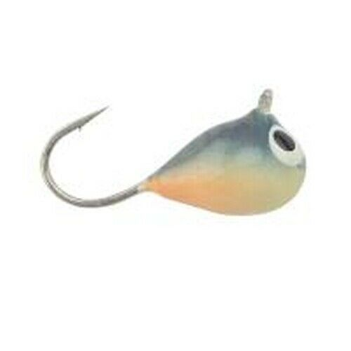 Fiskas Hand Painted Tungsten Ice Jig 5mm Multiple Colors 1 pack