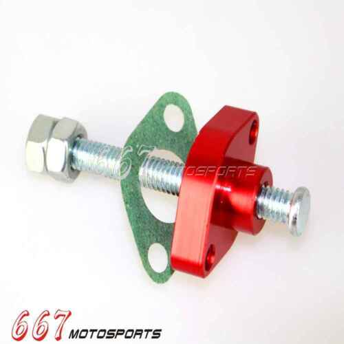 Timing Cam Chain Tensioner Manual Adjuster For 86-06 Kawasaki Vulcan 750 VN750