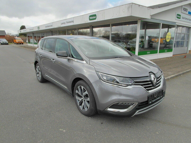 Renault Espace 1,6 dCi 160 Zen EDC 5d - 262.000 kr.