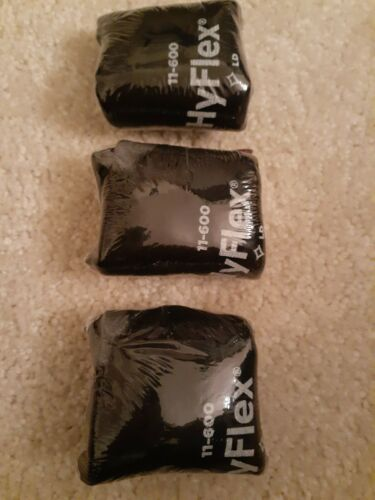 3 Pairs Ansell Hyflex Foam Nitrile Gloves Size 7 Small S 11-600 Multi-purpose