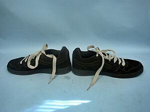 15600daac7ffd8 Image is loading Vans-Bucky-Lasek-3-Brown-Suede-Skateboarding-Shoes-