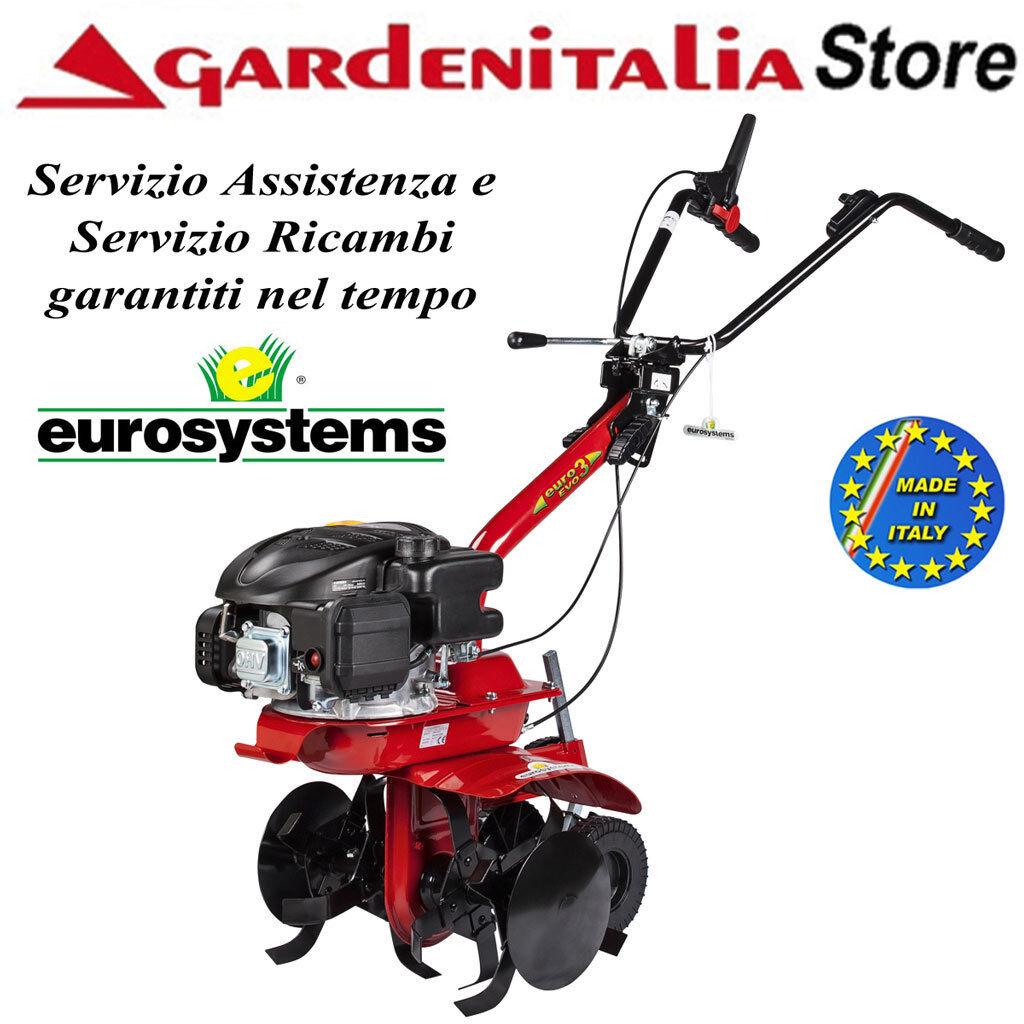 Motozappa EUROSYSTEMS-mod. EURO 3 EVO MADE IN ITALY Motozappatrice a Benzina