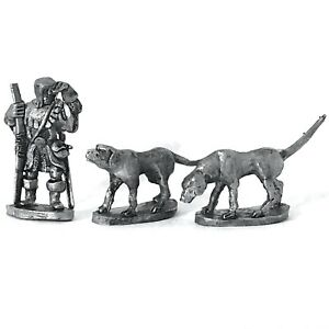 Ranger-and-Companions-Warhammer-Fantasy-Armies-28mm-Unpainted-Wargames