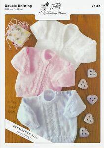 4c77f26b906c VAT Free KNITTING PATTERN ONLY DK Baby Child Sweaters   Cardigans ...