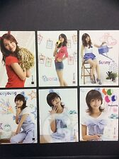 ~SNSD Girls Generation Star Card~