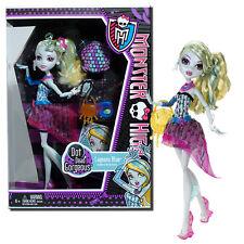 Monster High Dot Dead Gorgeous Lagoona Blue 11-Inch Fashion Doll - Mattel