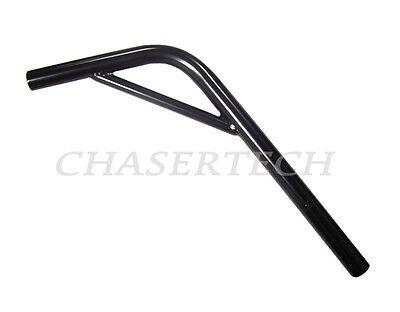 "New BMX Cruiser Bicycle Bike Cr-Mo Layback Seat Post 7//8/"" 450mm Chrome Plated"