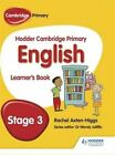 Hodder Cambridge Primary English: Learner's Book Stage 3: Stage 3 by Rachel Axten-Higgs (Paperback, 2015)