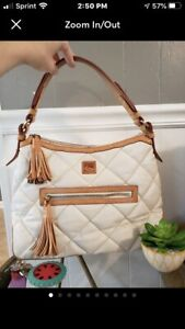 Beautiful-Dooney-And-Bourke-Quilted-Shoulder-Bag