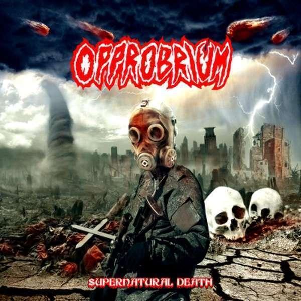 Opprobrium - Supernatural Death Neuf CD