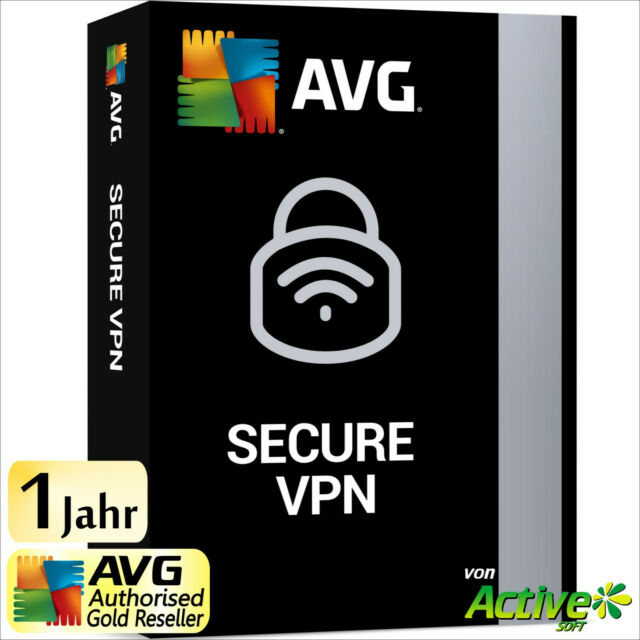 AVG secure VPN 2021 5 devices 1 Year | Internet Security | Privacy |
