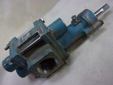Liquiflo 316 Stainless Steel Gear Transfer Pump Water Oil Liquid Cf8m Chemical