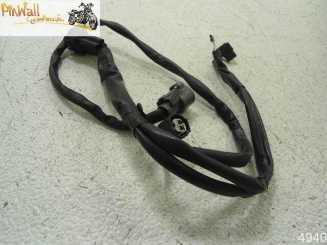 08 Suzuki Burgman An400 400 Engine Wire Harness