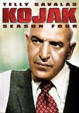 Kojak: Season Four (DVD, 2012, 6-Disc Set)
