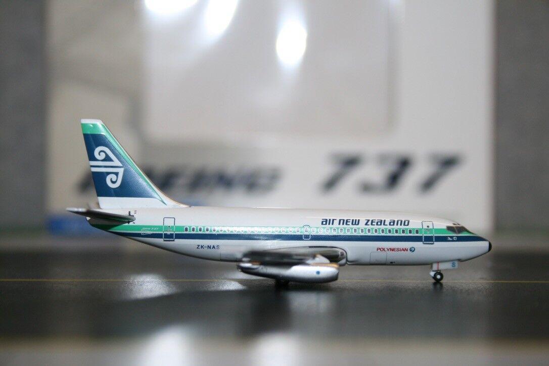 Aeroclassics 1 400 Air New Zealand Boeing 737-200 ZK-NAS  Polynesian  (ACZKNAS)