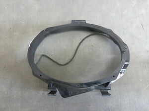 Passenger Rear Speaker Bezel 04 05 06 07 08 Pontiac Grand Prix Black GT 4 Dr OEM