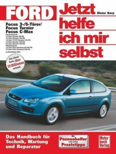 1 von 1 - Ford Focus / Focus Turnier / Focus C-Max - Band 246