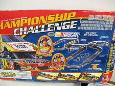 LIFE LIKE RACING NASCAR CHAMPIONSHIP CHALLENGE #24 JEFF GORDON  #44 LABONTE