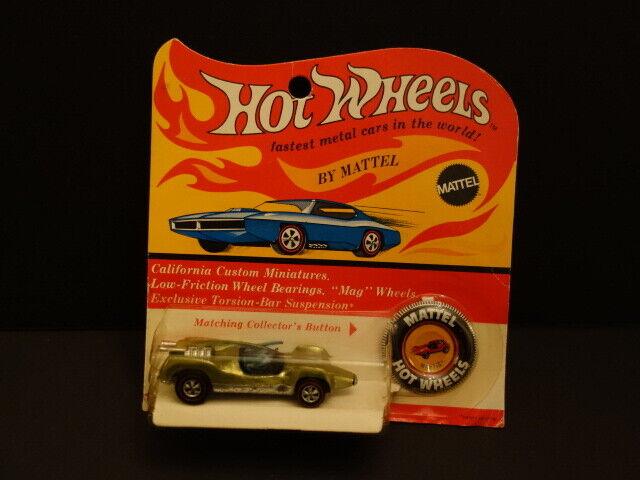 Tous les  Original Hot Wtalons Mantis rougeline vert clair Comme neuf on voitured 1970  mode classique