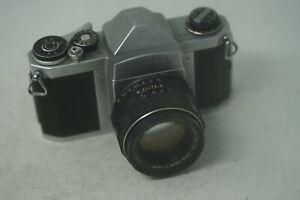 Pentax-h3-Honeywell-35mm-SLR-Handbuch-Kamera-Takumar-55mm-f1-8-SMC-Objektiv