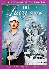 The Lucy Show: The Official Fifth Season (DVD, 2011, 4-Disc Set)