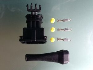 Tyco-AMP-3-Way-Junior-Power-Timer-Complete-kit-with-pins-and-seals-3-Pin