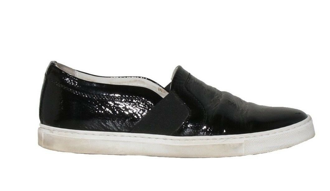 LANVIN Patent Leather Flats baskets(Taille 37)