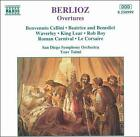 Berlioz: Overtures (CD, Jan-1995, Naxos (Distributor))