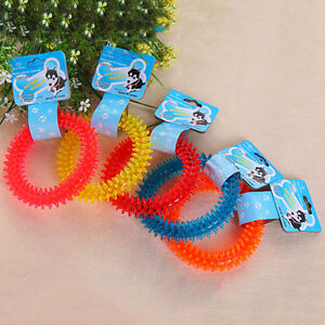 Non-toxic-Rubber-Pet-Dog-Puppy-Dental-Teeth-Healthy-Chew-Biting-Ring-Play-Toy-SK