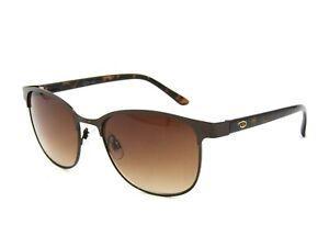 Oscar De La Renta Mod 3043 Sunglasses, 210 Bronze Tortoise / Brown Gradient #69I