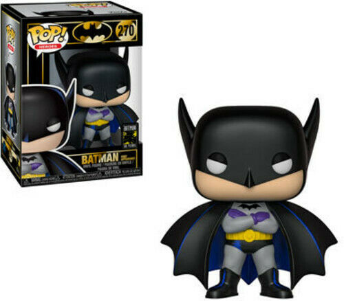 Batman 80th - Batman 1st Appearance (1939) - Funko Pop! Heroes: (2019, Toy NEUF)