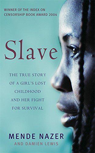 1 of 1 - Slave by Mende Nazer, Damien Lewis   Paperback Book   9781844081165   NEW