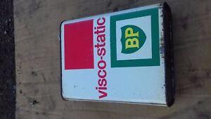 bidon bp visco static ancien - France - État : Occasion: Objet ayant été utilisé. objet présentant quelques marques d'usure superficielle, entirement opérationnel et fonctionnant correctement. Il peut s'agir d'un modle de démonstration ou d'un objet utilisé ayant été retourn