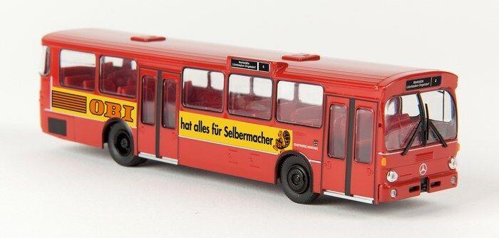 Brekina 50747 - 1 87 Mercedes-Benz O 305 Stadtbus - - - Konstanz   Obi - Neu 828849