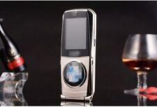 760 Móvil Mini Deportes Coche Desbloqueado Teléfono Cuatribanda Dual SIM