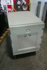 Cambro Cmb1826l Insulated Hotcold Holding Cabinet Mobile Food Cart
