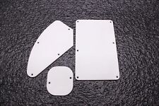 Matte White Replacement Cavity Covers fit Ibanez(TM) Jem RG FP DNA MC