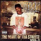 The Heart of tha Streetz, Vol. 1 [PA] by B.G. (CD, May-2005, Chopper City/Koch)