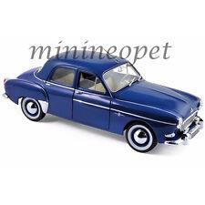 NOREV 185280 1959 59 RENAULT FREGATE CAPRI 1/18 DIECAST MODEL CAR BLUE