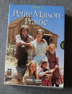 Détails sur La petite maison dans la prairie - saison 10 - 1010 episodes , 10  DVD
