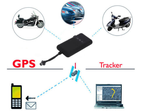 Car Real Time GPS Anti-Theft Tracker GSM GPRS Vehicle Network Tracking Devices