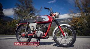 Puch-M-125-Oldtimer-Motorrad-Klassiker-1971-mit-Papiere