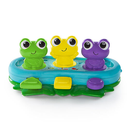Bop /& Giggle Frogs Bright Starts