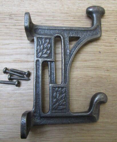 Hierro Fundido Estilo Antiguo Industrial Vintage Rústico Hierro Abrigo Ganchos