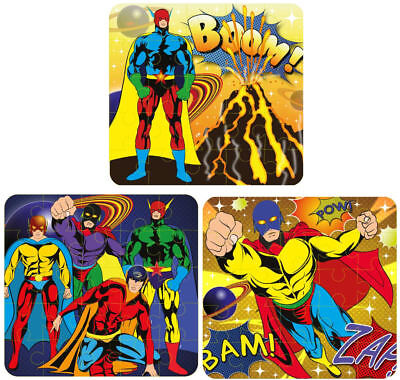 Pinata Toy Loot//Party Bag Fillers Wedding//Kids 12  Super Hero Bracelets