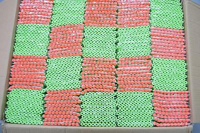 400pcs Toy Gun #S Bullet Darts Round Head For Blasters Kids NERF N-Strike Green