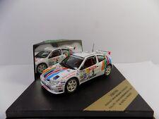 "Vitesse V98149 Renault Megane Maxi ""herido"" Rallye Lyon-Charbonniers 1998"