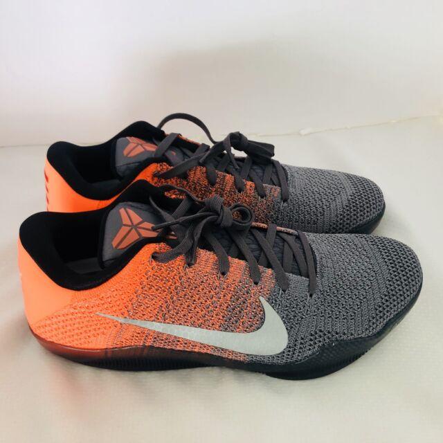 d84ca9e9e2cb Nike Kobe XI Elite Low Basketball Shoes Easter Men Size 12 Bryant 11 Mango